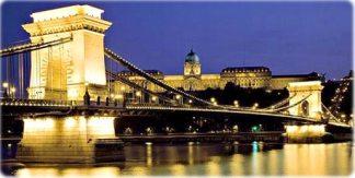 بوداپست در شب